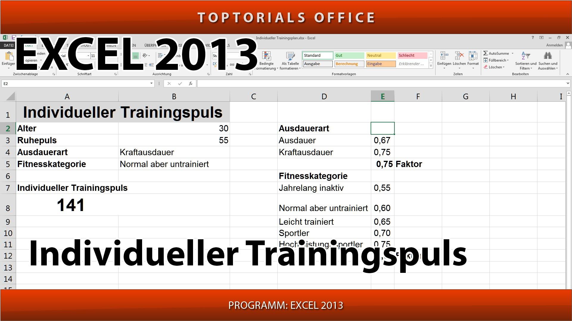 Excel Arbeitsblatt In Formel: Beste excel formeln üben arbeitsblatt ...