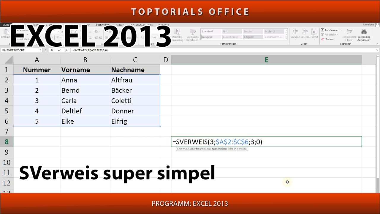 Excel sverweis beispiel dating websites